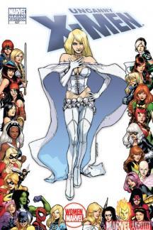 Uncanny X-Men #527  (WOMEN OF MARVEL VARIANT)