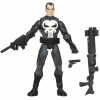 Punisher 3 3/4 Inch Marvel Universe Action Figure from Hasbro, Wave 3