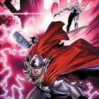 First Look: The Mighty Thor #1 Cover