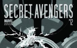 Secret Avengers (2010) #12, THOR HOLLYWOOD VARIANT