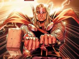 Marvel App: Thor Week