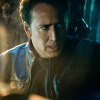 Nicolas Cage stars as Johnny Blaze/Ghost Rider in Ghost Rider: Spirit of Vengeance