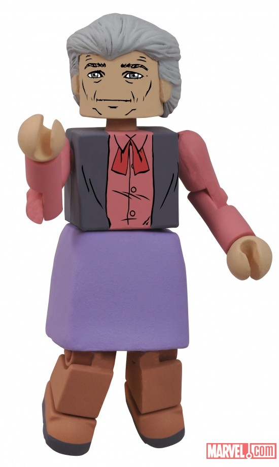 Marvel Minimates Wave 43- Aunt May