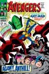 Avengers (1963) #46 cover