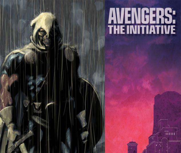 Avengers: The Initiative (2007) #33