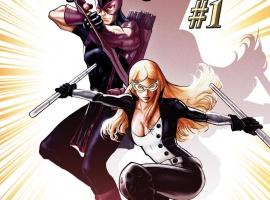 Hawkeye & Mockingbird (2010) #1