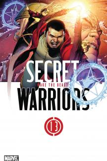 Secret Warriors (2008) #13