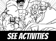 More Stuff - Activities