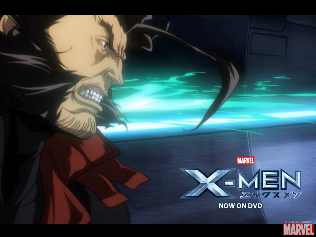X-Men Anime Wallpaper #18