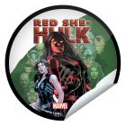Red She-Hulk #58 GetGlue