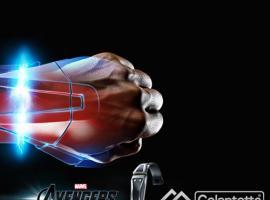 Iron Man Colantotte Unboxing Video