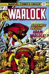 Warlock (1972) #11 Cover