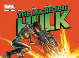 Incredible Hulk (2011) #14