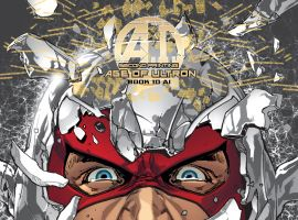 AGE OF ULTRON 10AI 2ND PRINTING VARIANT (WITH DIGITAL CODE)