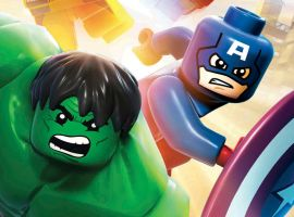 LEGO Marvel Super Heroes Earns BAFTA Nominations