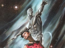 Go Back To Work With Silver Surfer