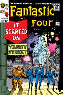 Fantastic Four #29