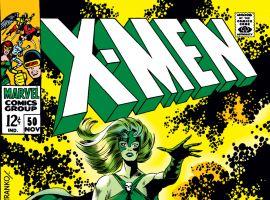 Uncanny X-Men (1963) #50 Cover