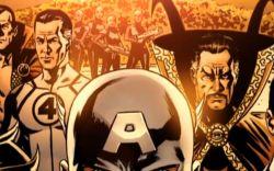 Marvel AR: New Avengers #2 Cover Recap