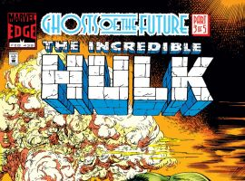Incredible Hulk (1962) #438 Cover