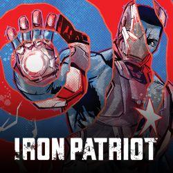 Iron Patriot (2014 - Present)