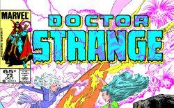 Dr. Strange (1974) #73