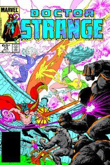 Doctor Strange (1974) #73