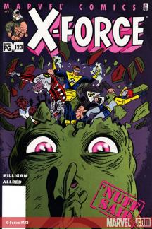 X-Force (1991) #123