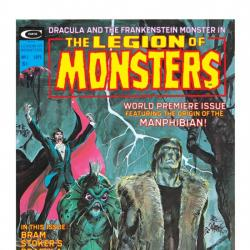Legion of Monsters #1