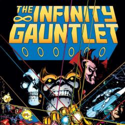 INFINITY GAUNTLET TPB #0