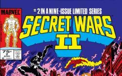 Secret Wars II #2