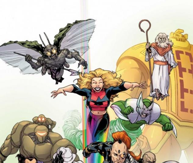 Official Handbook of the Marvel Universe A to Z Update (2010) #4