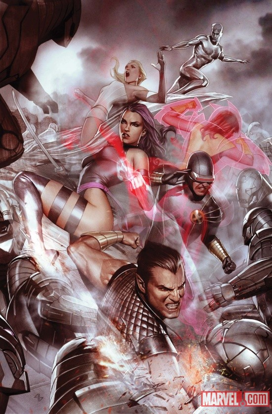 The X-Men by Adi Granov