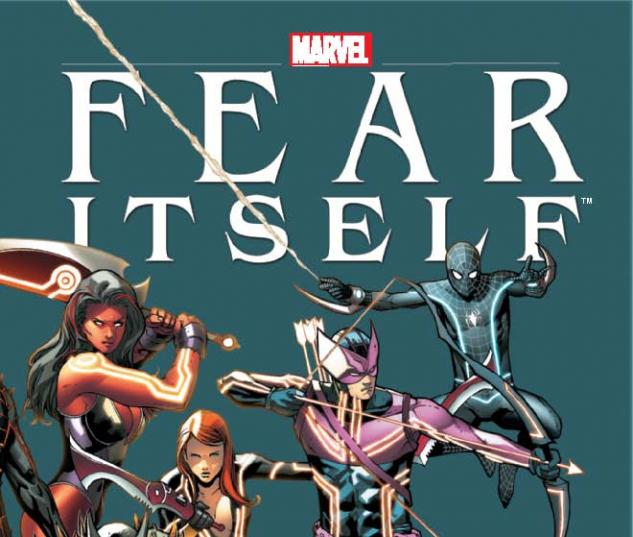 FEAR ITSELF 7 TAN VARIANT