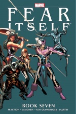 Fear Itself (2010) #7 (Variant a)