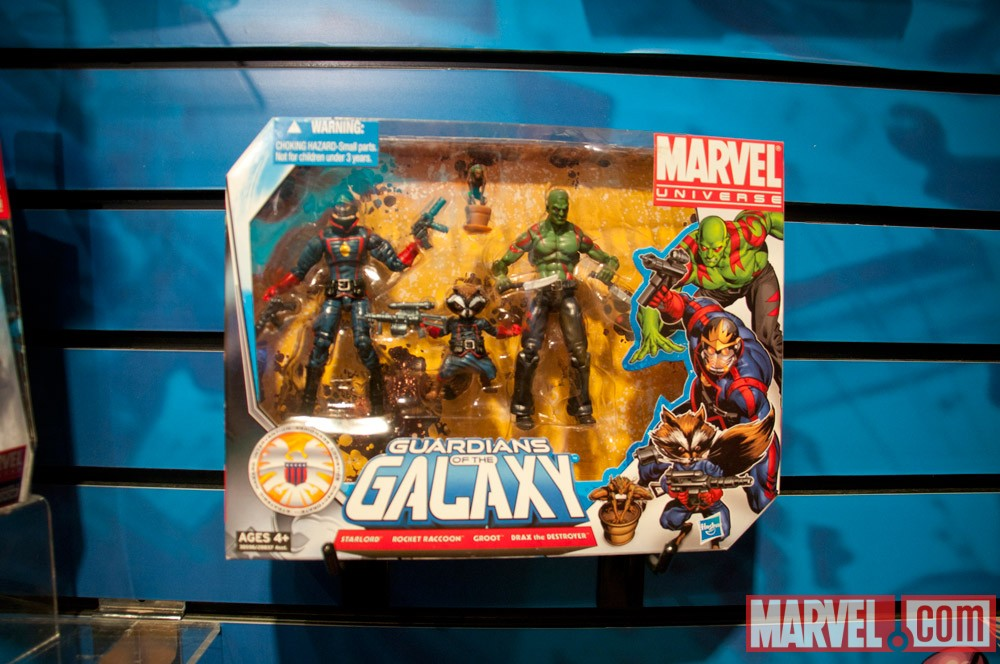 Hasbro Marvel Universe Guardians of the Galaxy