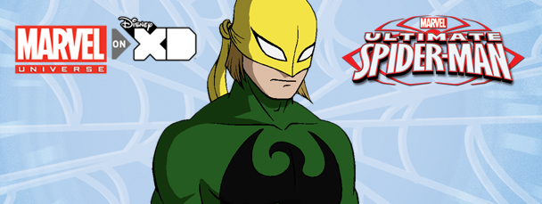 Spider-Man & His Ultimate Friends: Iron Fist