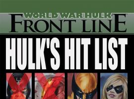 World War Hulk: Front Line (2007) #4
