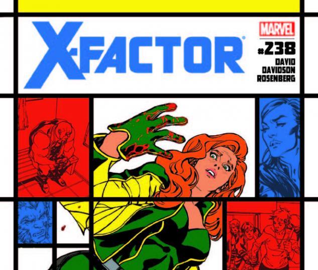 X-FACTOR 238