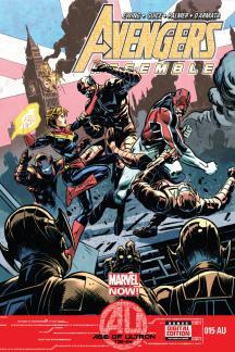 Avengers Assemble (2012) #15