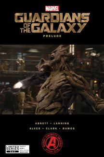 Marvel's Guardians of the Galaxy Prelude #2