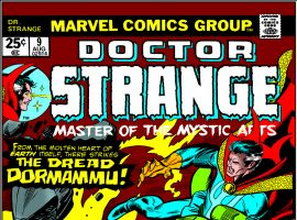Dr. Strange (1974) #9