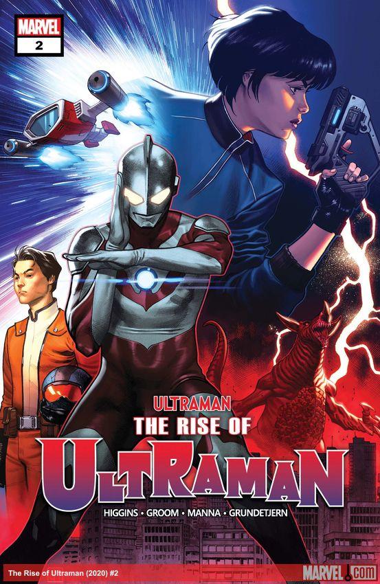 The Rise of Ultraman (2020) #2