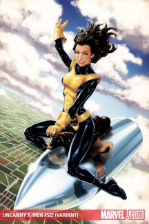 Uncanny X-Men (1963) #522 (VARIANT)