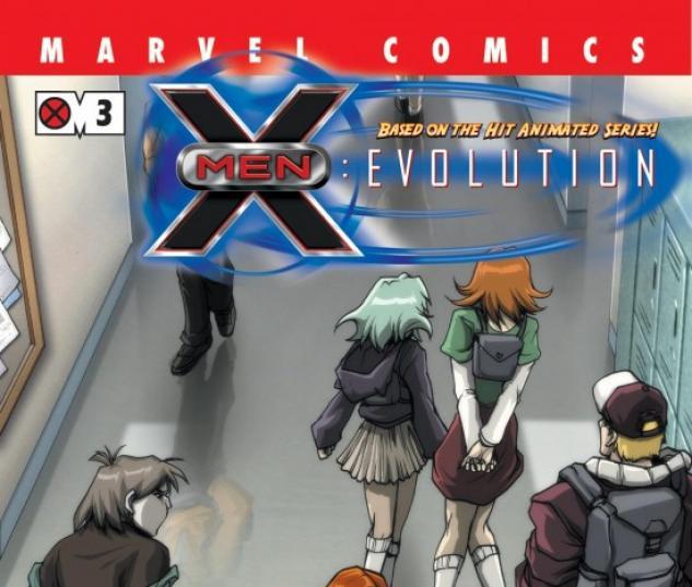 X-Men: Evolution (2001) #3