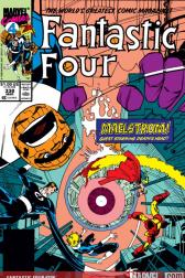 Fantastic Four #338 