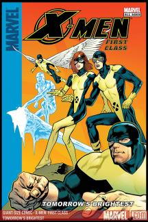 X-Men: First Class - Tomorrow's Brightest (2007) #1 (Giant Size Comic)