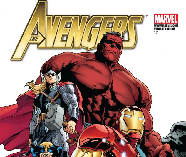 Avengers (2010) #17 Architect Variant
