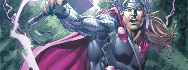 Marvel Teams with Susan G. Komen For The Cure