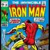 Iron Man (1968) #30 Cover
